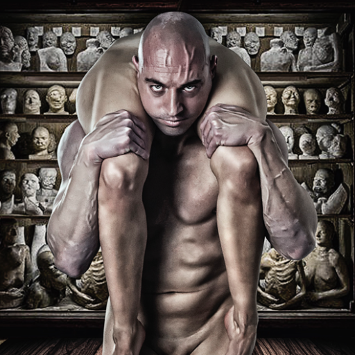 Vitiligo al desnudo de F.J.Pineda