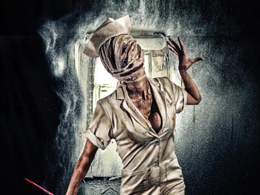 Silent Hill de F.J.Pineda